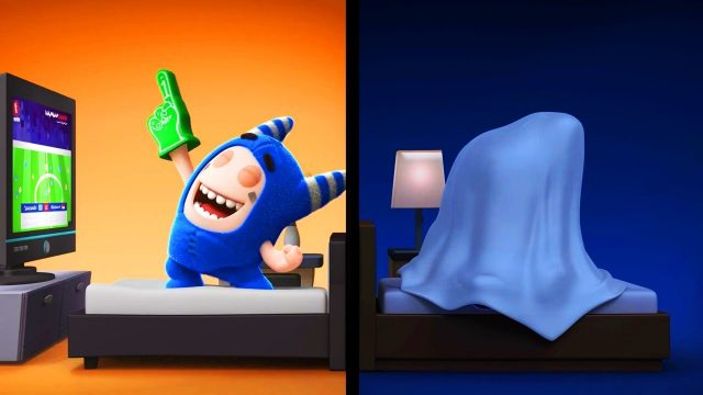 Cartoon ¦ Oddbods The House Of Mischief ¦ Funny Cartoons For Children