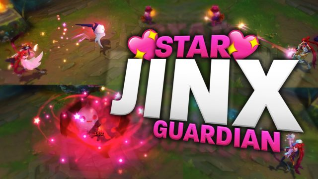 *LEGENDARY* STAR GUARDIAN JINX SKIN SPOTLIGHT [League of Legends]