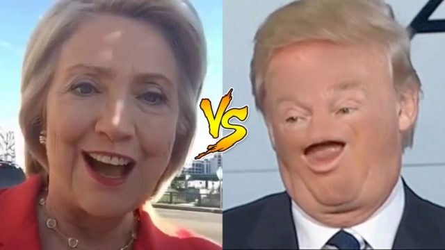Donald Trump Vines Vs Hillary Clinton Vines – Vine compilation – Best Viners 2016