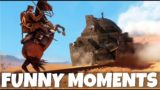 CAN A HORSE STOP THE TRAIN IN BATTLEFIELD 1? | BF1 Funny Moments (Epic Kills, Glitches & More)