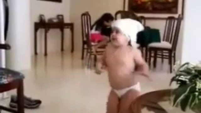 Baby Dance Very Funny
