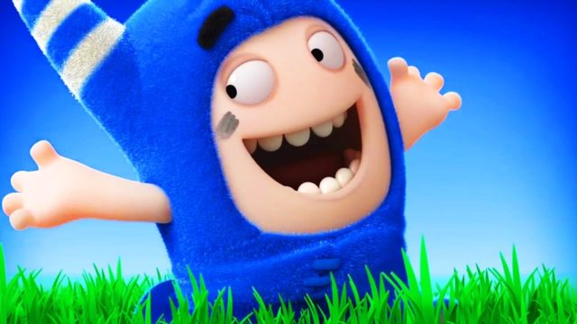 Oddbods ¦ The Undateables Valentine's Day Special