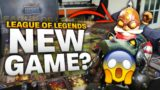 RIOT IS MAKING A NEW GAME?! *SNEAK PEAK* [LoL News]