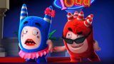 Cartoon Compilation An Hour With Oddbods Funny Cartoons For Children Series 1