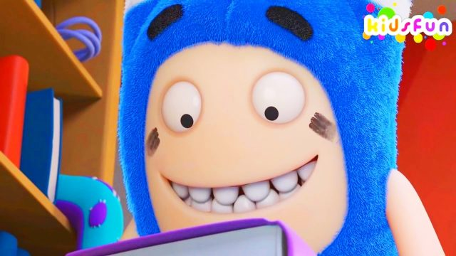 Funny Cartoon | Oddbods – Food Fiasco #3 | Cartoons For Children