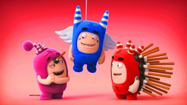 Funny Mini Cartoon | Oddbods Compilation Best #7 | Cartoon Movie For Children