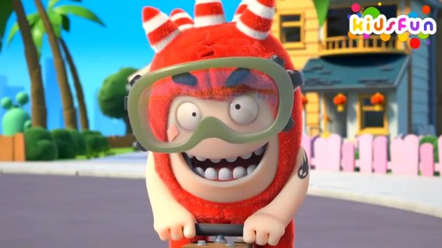 The Oddbods Show׃ Oddbods Full Episode New Compilation Part 2