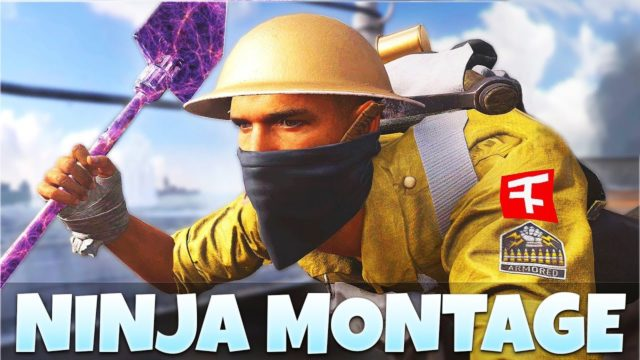 World War 2 – HEROIC NINJA MONTAGE | Ninja Defuses, Diamond Shovel & Funny Moments (WW2 Trolling)